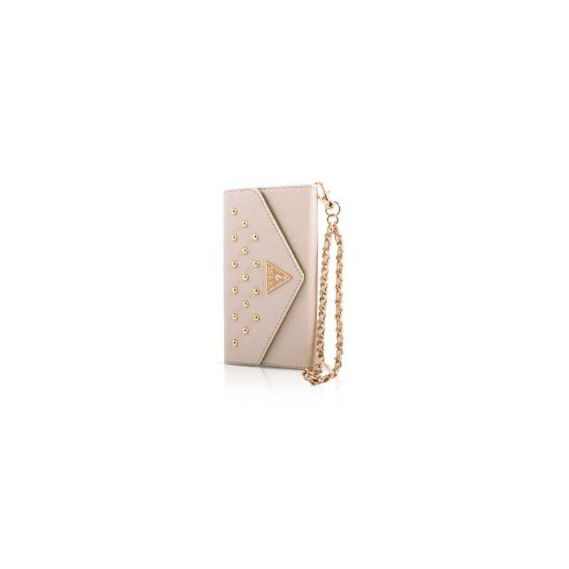 "Etui GUESS pour Iphone 6 - 5.5""beige"