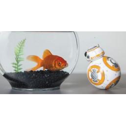BB8 STARWARS FISH