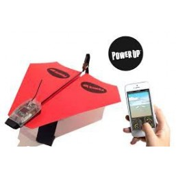 Avion papier - POWERUP 3.0
