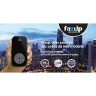 Fazup Patch absorption ondes mobile