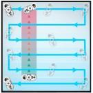 Robot lave-vitre et multi-surfaces HOBOT V2