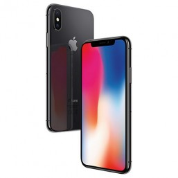 Apple Iphone X 256GB Space Grey ((MQAF2ZD/A)