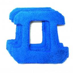 Hobot Microfibres Microfaser Pack 3 blue / blau (HB 268 288 A01)