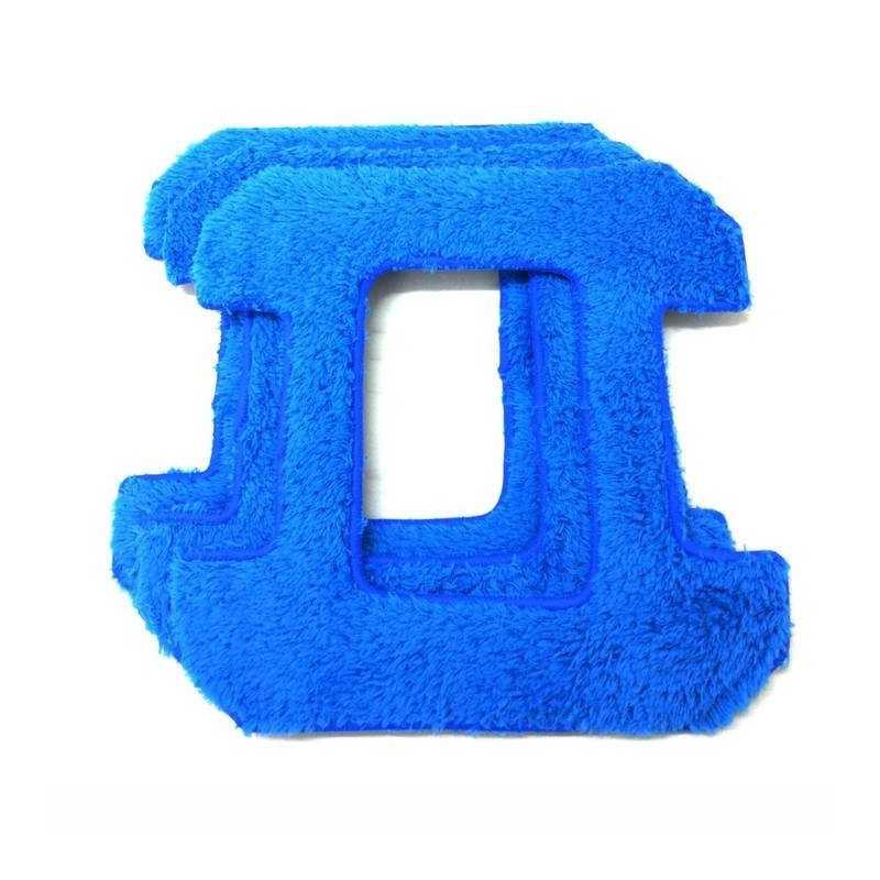 Hobot Microfibres Microfaser Pack 3 blue / blau (HB 268 A01)