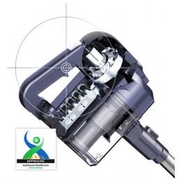 Aspirateur Balai 2en1 EZIclean® Cyclomax v2 multifloors
