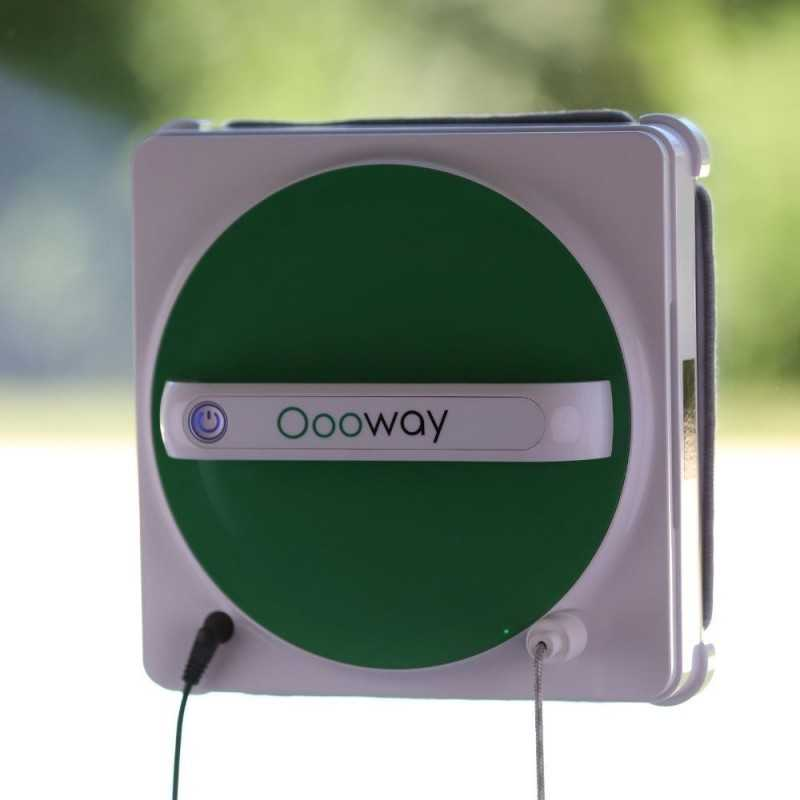 Robot lave-vitres et multi-surfaces Ooobot vitres pro V2.0